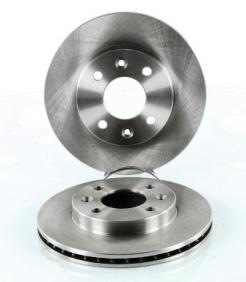 discos freno delanteros ventilados renault 5 gt turbo