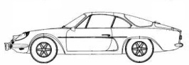 Renault Alpine A-110