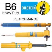 amortiguacion - suspension bilstein b6 y b8