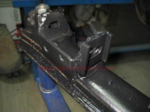 sistema excentricas regulacion puente trasero bmw Z3 -- 01