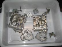 restauracion renovado reparado carburadores weber 01 dcoe