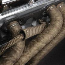 proteción termica colector escape mta motorsport