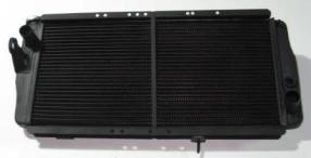 radiador de refrigeracion de motor en cobre para renault 5 alpine y copa turbo