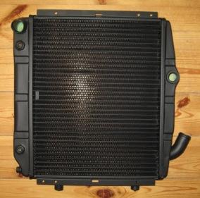 RADIADOR REFRIGERACION MOTOR RENAULT 5 GT TURBO - COBRE -