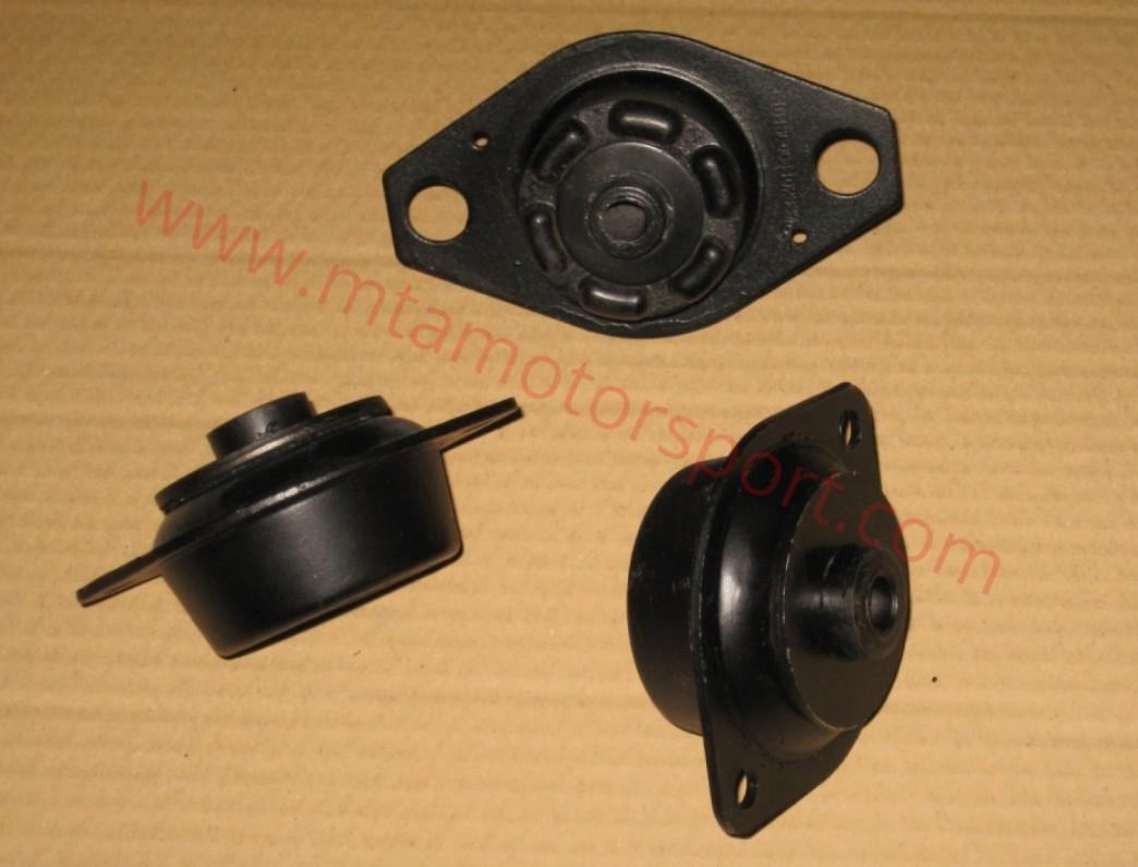 ORIGINALE FORD FIESTA MK7 O//S Paraurti posteriore destra staffa a DRIVER 1798170