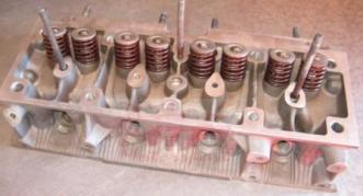 renovacion elaboracion culata motor renault 5 gt turbo y renault 11 turbo -2