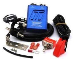 regulador de presion de soplado con mando electrico dos niveles de presion