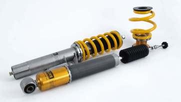 suspension roscada amortiguadores bmw z4