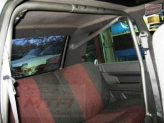 1- ARCO SEGURIDAD CALLE DESMONTABLE RENAULT 5 GT TURBO ROOLBAR - ROOM BAR