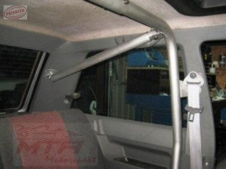 2-ARCO SEGURIDAD CALLE DESMONTABLE RENAULT 5 GT TURBO ROLLBAR - ROOM BAR