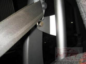 3-ARCO SEGURIDAD CALLE DESMONTABLE RENAULT 5 GT TURBO ROLLBAR - ROOM BAR
