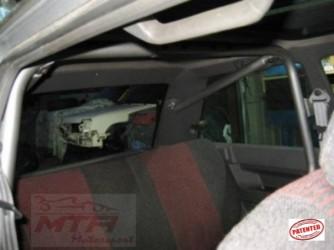5-ARCO SEGURIDAD CALLE DESMONTABLE RENAULT 5 GT TURBO ROLLBAR - ROOM BAR