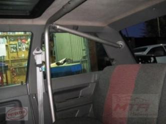 6-ARCO SEGURIDAD CALLE DESMONTABLE RENAULT 5 GT TURBO ROLLBAR - ROOM BAR