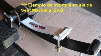 SEMI BALLESTA HELPER EN MARBELLA