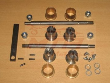 KIT REGULACION CAIDAS - CAMBER RENAULT ALPINE A 110 Y RENAULT 8 - KIT DANGEL - R