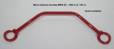 barra refuerzo torretas de suspensión bmw Z3 4 cilindros - acero