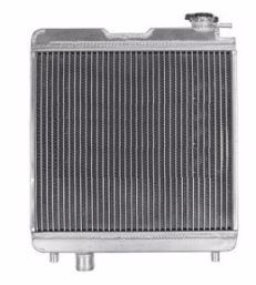 radiador refrigeracion motor seat marbella y seat panda - aluminio racing mas refrigeracion