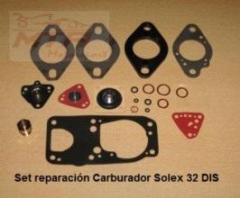 set-de-reparacion-carburador-solex-32-dis-renault-5-gt-turbo-renault-11-turbo-renault-18-turbo