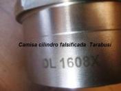 marcado camisa falsa hierro renault turbo 76 mm