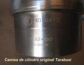 marcado original camisa tarabusi renault turbo 76 mm