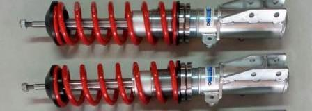 suspension - amortiguadores - delantera racing motorsport - asfalto - tierra offroad - PANDA - MARBELLA MK1 - tipo 141